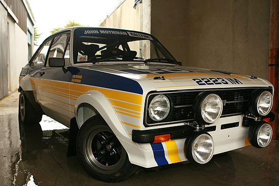 Ford Escort RS1800 Group 4